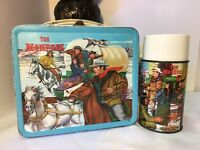 The Monroes Metal Lunchbox& Thermos Vintage 1967 HTF RARE