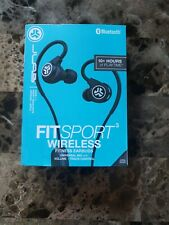 Jlab Audio Fit Sport 3 Wireless Fitness Gym Earbuds