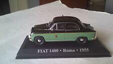 1/43 FIAT 1400 ROMA 1955 DEAGOSTINI ALTAYA IXO IST