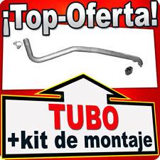 Tubo Trasero SEAT MII SKODA CITIGO VW UP 1.0i 60/75HP desde 2011 Escape AYF