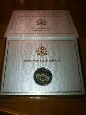 Pièces euro du Vatican pour 2 Euro Année 2013