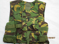 Cover Body Armour IS Woodland DPM,Splitterschutz Westenbezug,Gr.170/112,#14