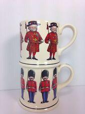 Yeoman Warder Guardsman Mug Lot Queens Guard Beefeater HRP Coffee Cup Tea London