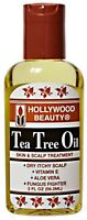 Hollywood Beauty Tea Tree Oil Skin & Scalp Treatment, 2 oz (Pack of 2)