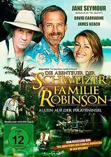 Die Abenteuer der Schweizer Familie Robinson * DVD Jane Seymour Pidax Neu Ovp