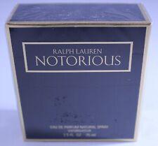 Notorious By Ralph Lauren 2.5 Oz Eau De Parfum Spray For Women New