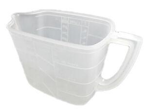 Kabi 1 Litre Plastic Measuring Jug Pack of 10