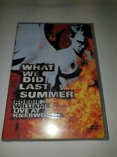 DVD - Robbie Williams - What We Did Last Summer - Neuf Sous Blister