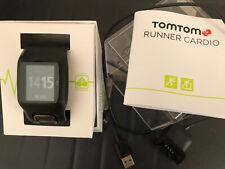 TomTom Runner GPS Watch, Black