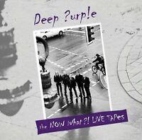 DEEP PURPLE : THE NOW WHAT ? ! LIVE TAPES : 2X 180 gram VINYL LP