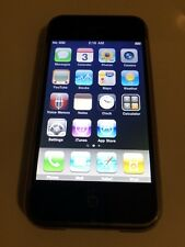 Apple iPhone 2G - 1st Gen - 8GB - Black (Unlocked) A1203 (GSM)