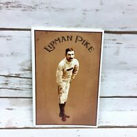 Lipman Pike 1871 Troy Haymakers Postcard