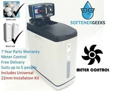 Softenergeeks Super Compact Meter control water softener with Universal kit