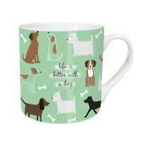 Delightful DOG Mug - Ceramic - Great Gift for a Dog Lover - Boxed - FREE P&P