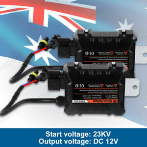 One Pair Digital 55W HID Xenon Ballast Ultra Slim HID Ballasts Replacement Kit