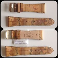 ALVIERO MARTINI-1 Classe-cinturino Originale-26mm-original Watch Strap-nuovi-NOS