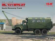 ICM 1/35 ZiL-131 MTO-AT Soviet Recovery Truck #35520 *sEALED*New Release*