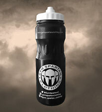Gym Spartan Drinks Bottle 750ml water hydrate running sport athlete boxing mma