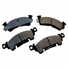 CHEVROLET GMC FRONT BRAKE PADS SEMI METALLIC FRONT BRAKE PADS