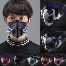 Breathable Face Mask PM2.5 Protective Washable Reusable Unisex Adult Masks UK