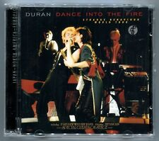 Duran Duran DANCE INTO THE FIRE 2CD (2008 Digital Remaster) w/demos The Bangles