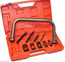 5 Sizes Valve Spring Compressor Kit Pusher Automotive Tool For Car Motorcycle