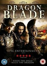 DRAGON BLADE (DVD-2016)R2. EPIC ENTERTAINMENT-When The EAGLE Meets The DRAGON**