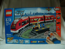 LEGO CITY PASSENGER TRAIN 7938 BRAND NEW SEALED FREE SHIPPING