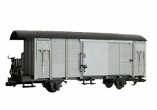 S Scale Model Train Carriages