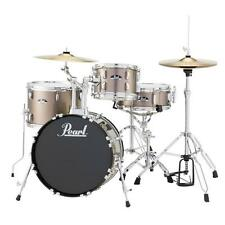 Pearl Roadshow RS584CC7074-pc Drumset w/ Hardware & Cymbals, Bronze