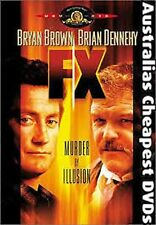 FX DVD NEW, FREE POSTAGE WITHIN AUSTRALIA REGION 4