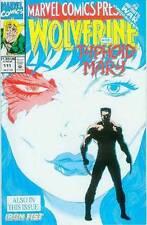 Marvel Comics Presents # 111 (Wolverine / Typhoid Mary, Thanos) (USA, 1992)