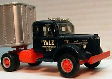 Mack LJ Integral Sleeper Cab Resin Cast Truck Kit 1/87 Scale By Don Mills Models