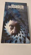 HORROR The Mangler Reborn VHS Weston Blakely, Aimee Brooks, Reggie Banister