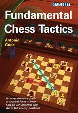 Schach  Gude - Fundamental Chess Tactics - NEU - NEW