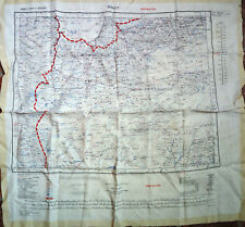 escape air force silk map ww2 type