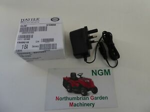 Genuine Hayter Battery Charger Harrier 41 Electric Start HY412010 111-8160 19/9