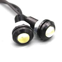 12V Car Motorcycle 9W LED Eagle Eye Daytime Running DRL Tail Light Backup Lamp