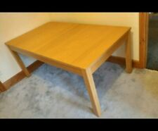 Ikea Extending dining table. 2 available.