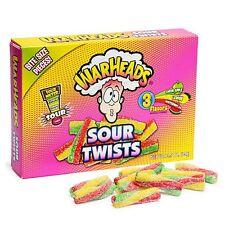 Warheads Sour Twists 113g Box US Import LIMITED STOCK