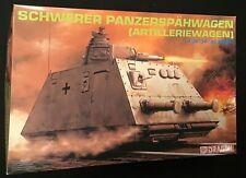 1/35 Dragon Schwerer Panzerspahwagen ARTILLERY WAGON 39-45 series 1997 NEW