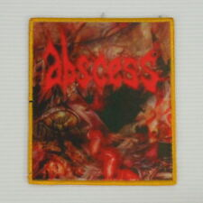 ABSCESS Tormented (Printed Small Patch) (NEW)