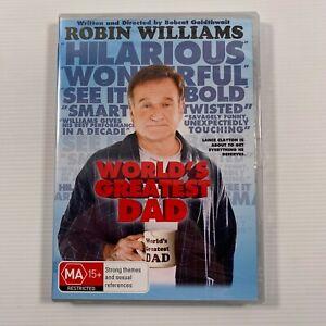 World's Greatest Dad SEALED (DVD, 2010) Robin Williams Region 4