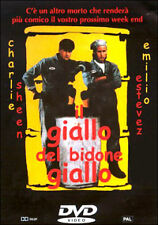 IL GIALLO DEL BIDONE GIALLO  DVD COMICO-COMMEDIA