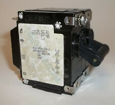Heinemann Hydraulic Magnetic 2-Pole Main Switch Circuit Breaker JA2-A8-B-A 2.5A