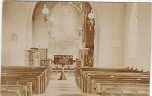 The Church Interior, FELSHAM, Suffolk RP
