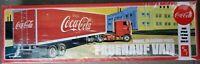 AMT Models AMT1109 1/25 Fruehauf Beaded Van Semi Trailer Coca-Cola