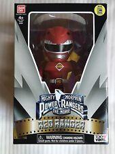 Bandai PowerRangers Movie RED RANGER Tokyo Vinyl 2016 SDCC Exclusive
