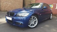 BMW 320d M SPORT 335d LCI 4 DOOR SALOON IN LE MANS BLUE