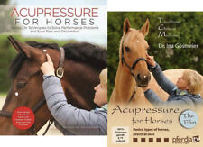 Acupressure for Horses by Ina Gosmeier BOOK & DVD Set - BRAND NEW